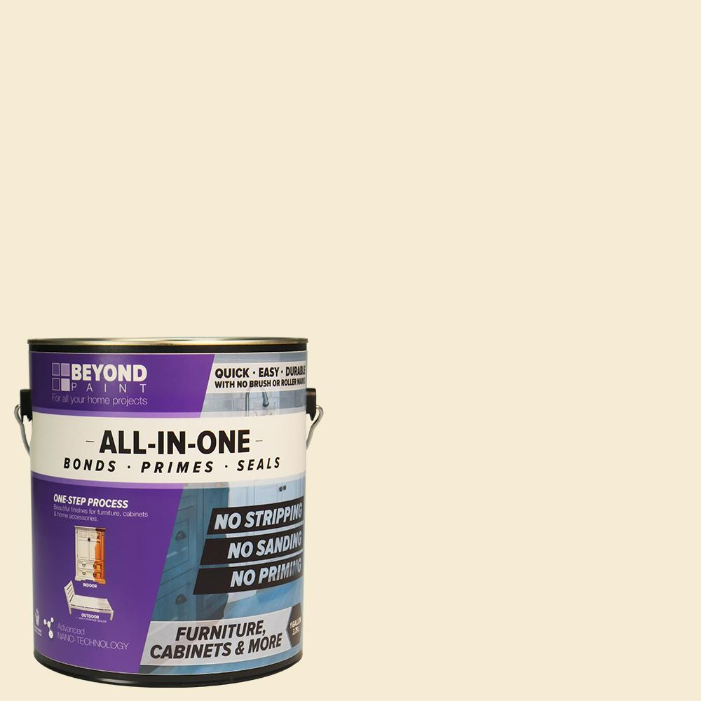 Beyond Paint 1 Gal Off White Furniture Cabinetore Multi Surface All