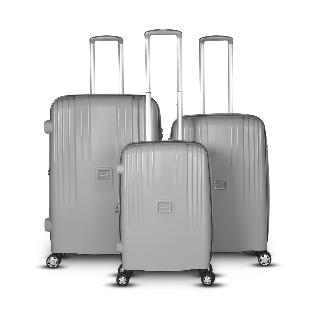 Gallo Collection 3-Piece Hardside Upright Luggage Set