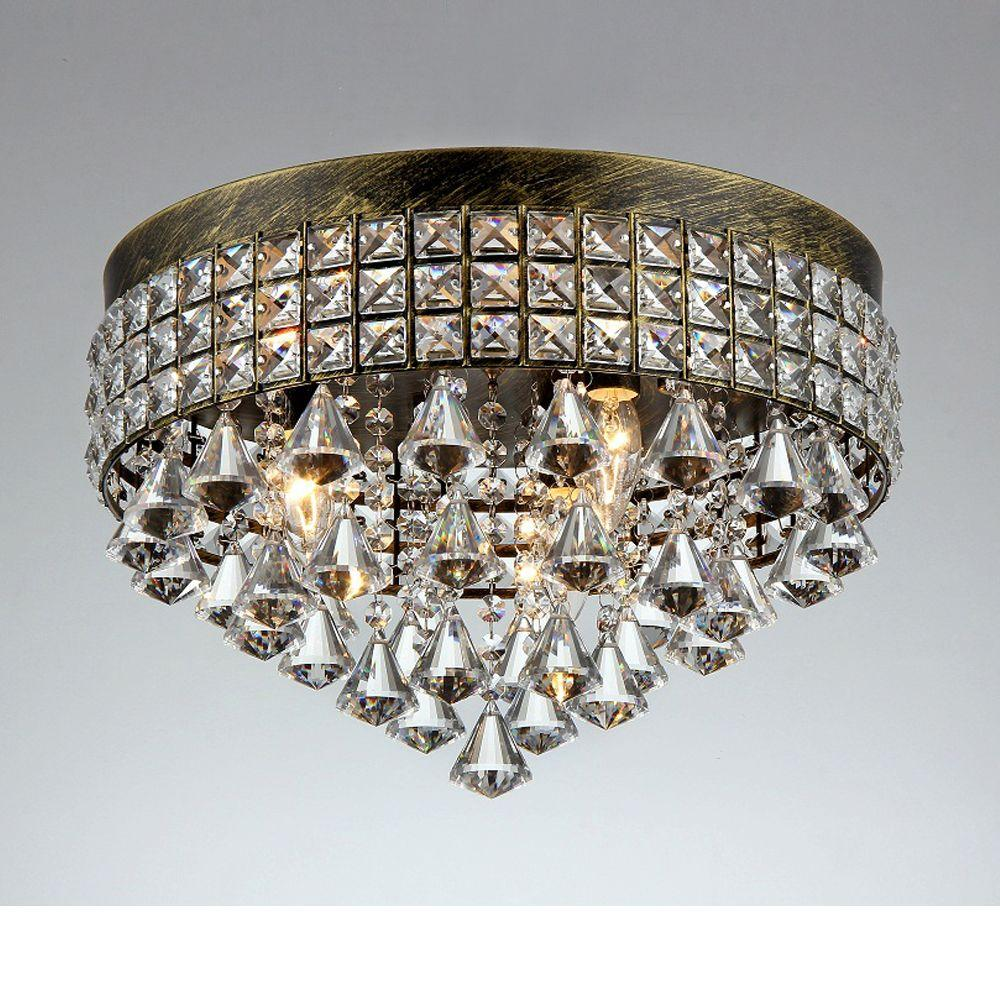 Melly 3 light bronze indoor crystal chandelier with shade x66093 melly 3 light bronze indoor crystal chandelier with shade aloadofball Images