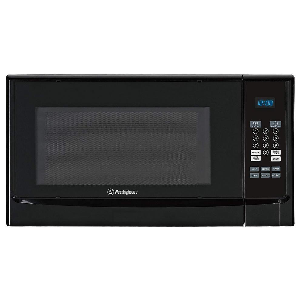 Countertop Microwave In Black