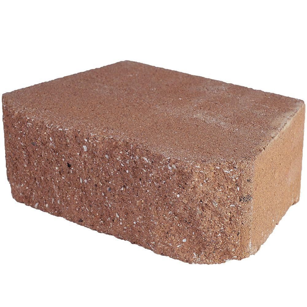 Reclaimed Concrete Blocks: Pavestone 4 In. X 11.75 In. X 6.75 In. San Diego