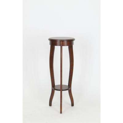 Brown Pedestal