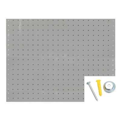 18 in. H x 22 in. W Pegboard 2 Pack Polypropylene with Mounting Hardware