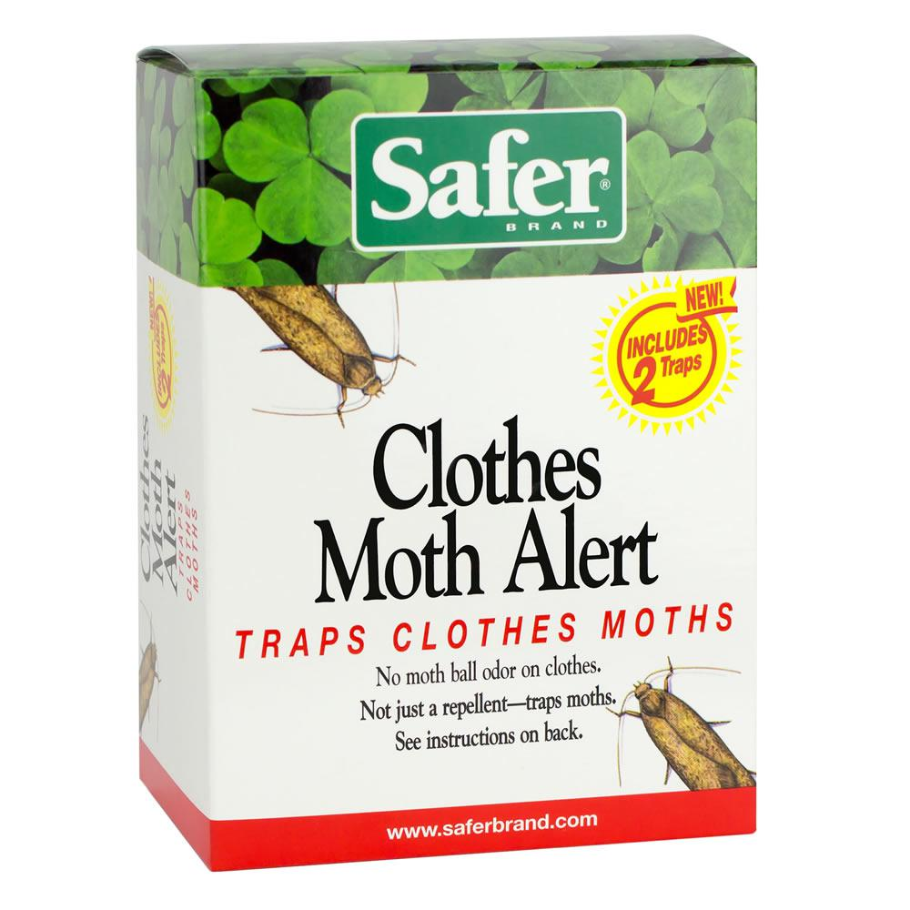 Safer Brand Clothes Moth Alert Trap 07270 The Home Depot