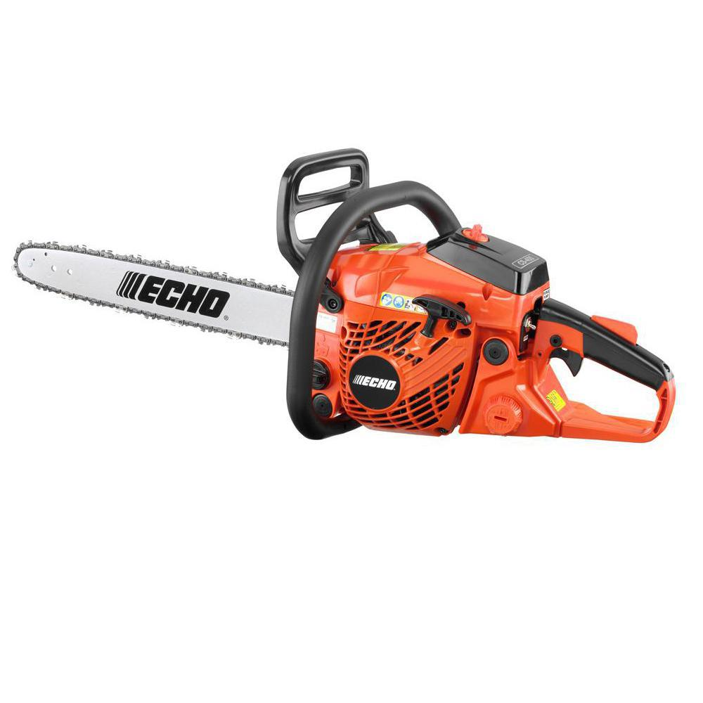 ECHO 18 in  40 2 cc Gas 2-Stroke Cycle Chainsaw