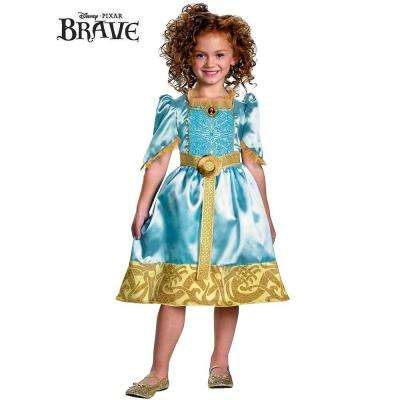 Girls Disney Pixars Classic Brave Merida Costume