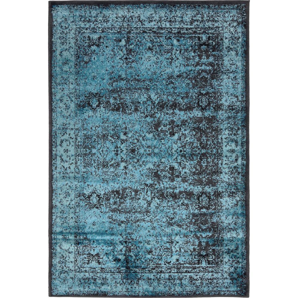 Imperial Bosphorus Turquoise 4' 0 x 6' 0 Area Rug