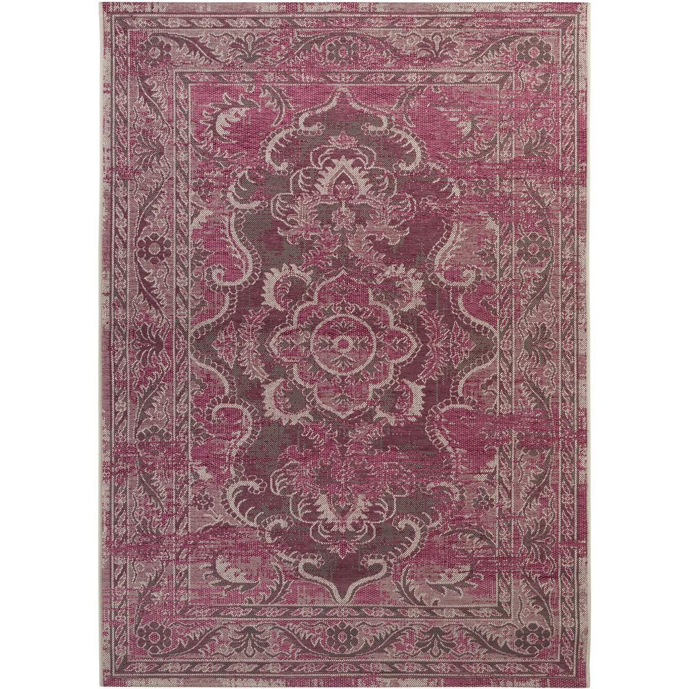 Purple And Gray Area Rugs: Safavieh Palazzo Gray/Purple 8 Ft. X 11 Ft. Area Rug