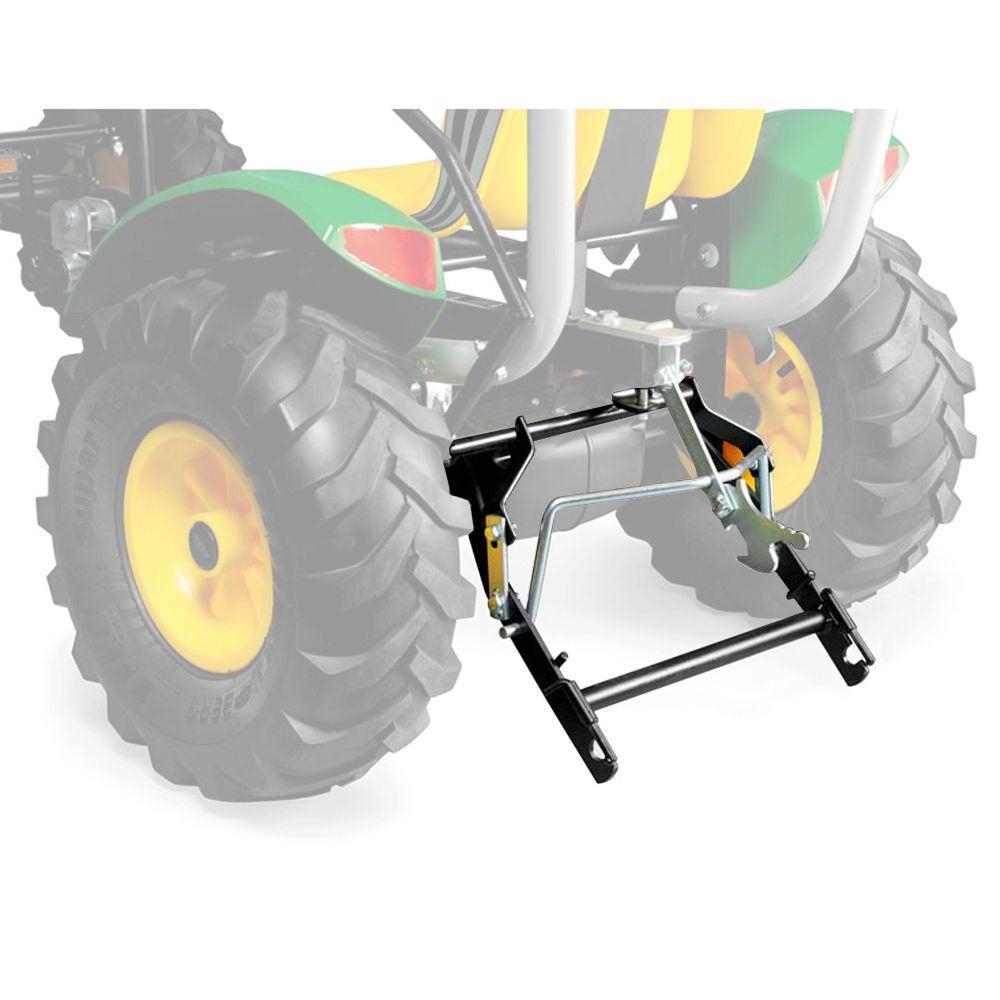 rear mount lifting unit for full size pedal go karts. Black Bedroom Furniture Sets. Home Design Ideas