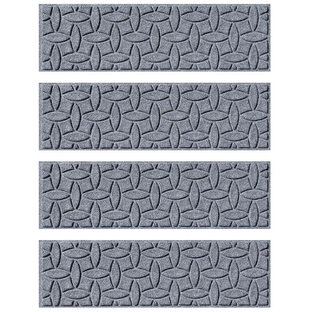 Bluestone 8.5 in. x 30 in. Ellipse Stair Tread (Set of 4)