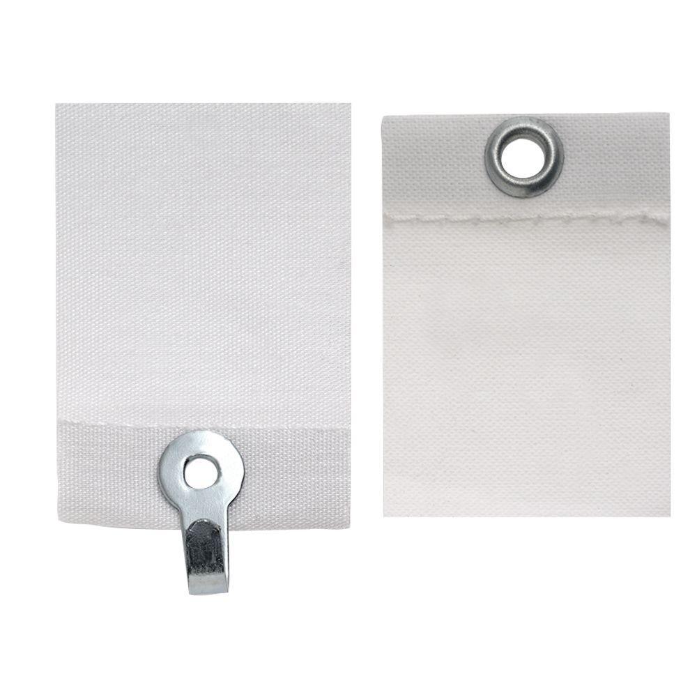Adhesive Hanger and Eyelet Sets (3-Pack)
