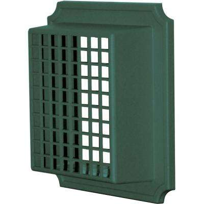 Exhaust Vent Small Animal Guard #028-Forest Green