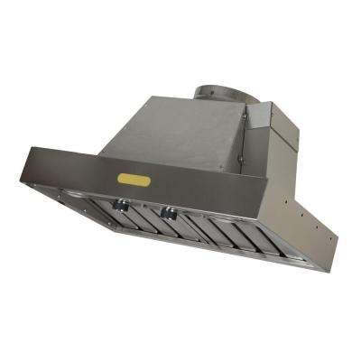 Professional Series 30 in. Range Hood Insert in Stainless Steel