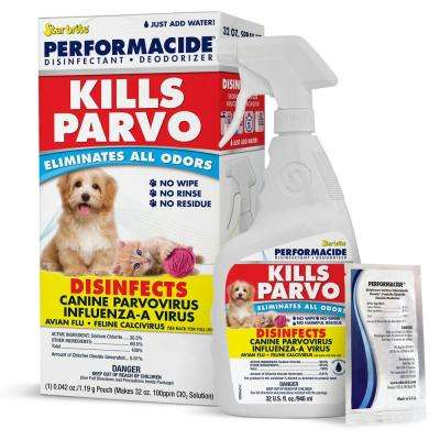 Kills Parvo 32 oz. Single Kit