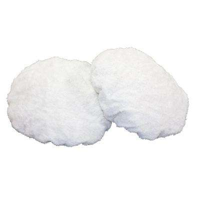 6 in. Terry Cloth Polishing Bonnet (2-Pack)