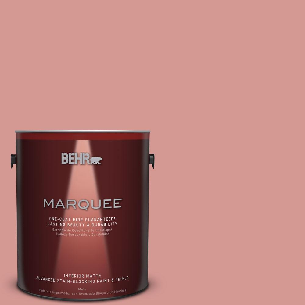 #T13 15 Shanghai Peach Matte Interior Paint And Primer