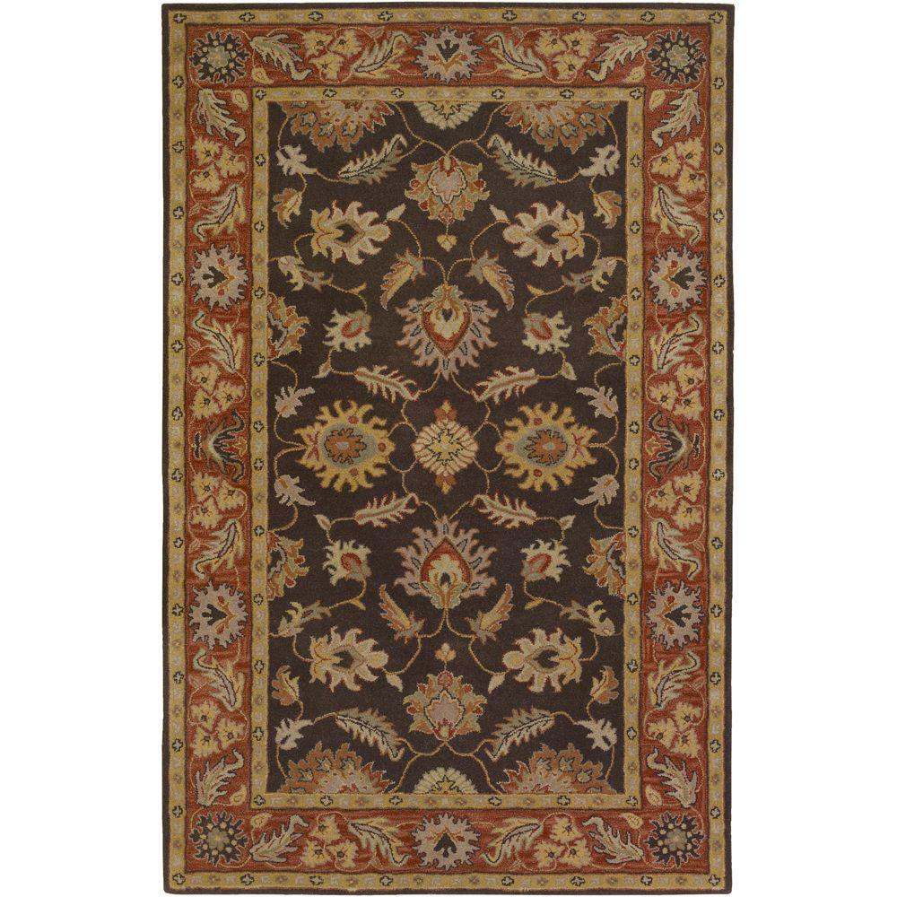 John Brown 9 ft. x 12 ft. Area Rug