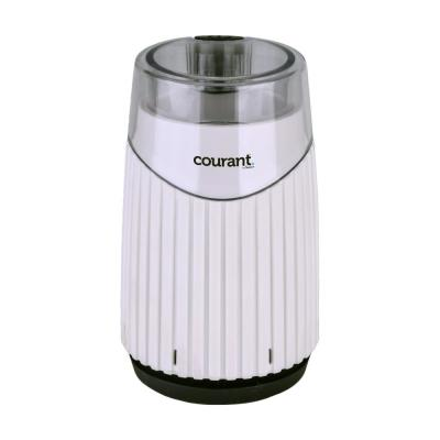 Coffee, Bean and Spices Grinder in White