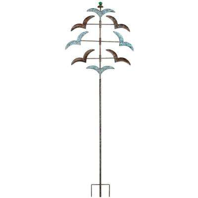 55 in. Pajaros Spinner Stake
