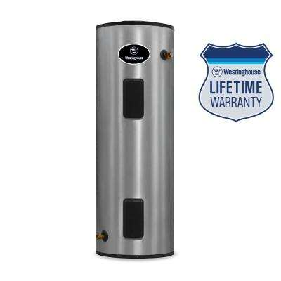 115 Gal. Lifetime 4500-Watt Electric Water Heater with Durable 316l Stainless Steel Tank