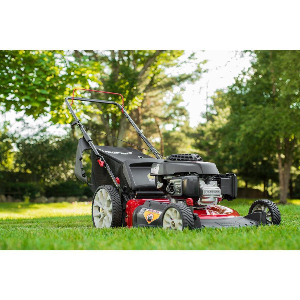 Troy Bilt TB160 Lawn Mower review