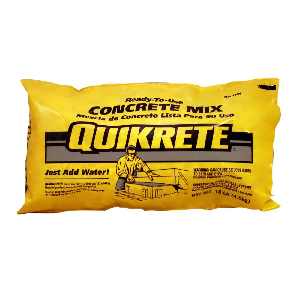 Quikrete 10 lb. Concrete Mix