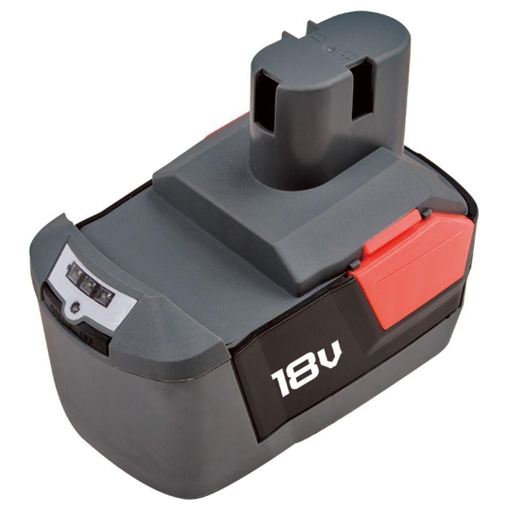 Force 18-Volt 1.5 Ah Ni-Cd Battery Pack