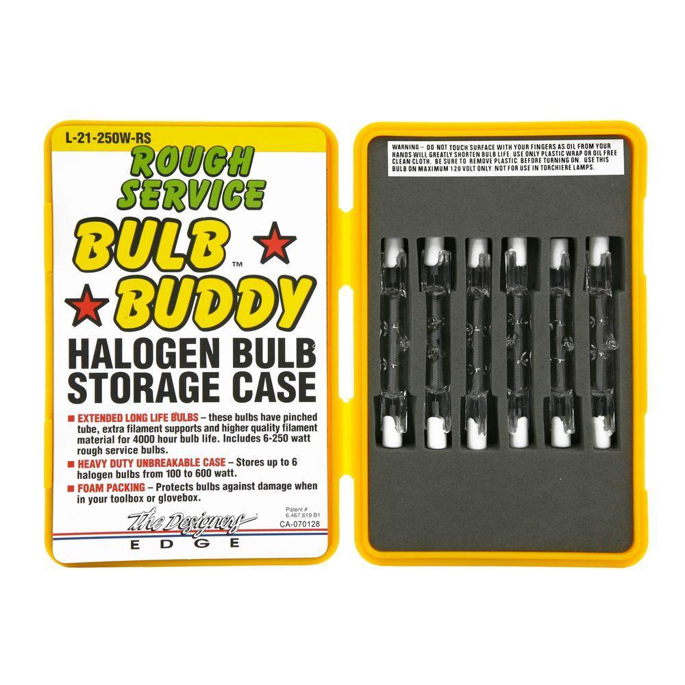 Bulb Buddy with 6 - 250 Watt Bulb