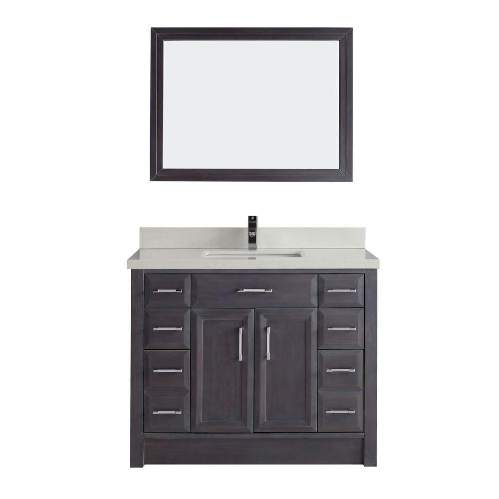 Install Bathroom Vanity Against Sidewall Vanity Ideas