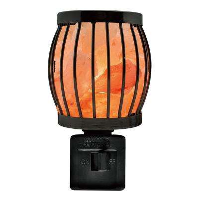 7-Watt Incandescent Lantern Style Salt Night Light