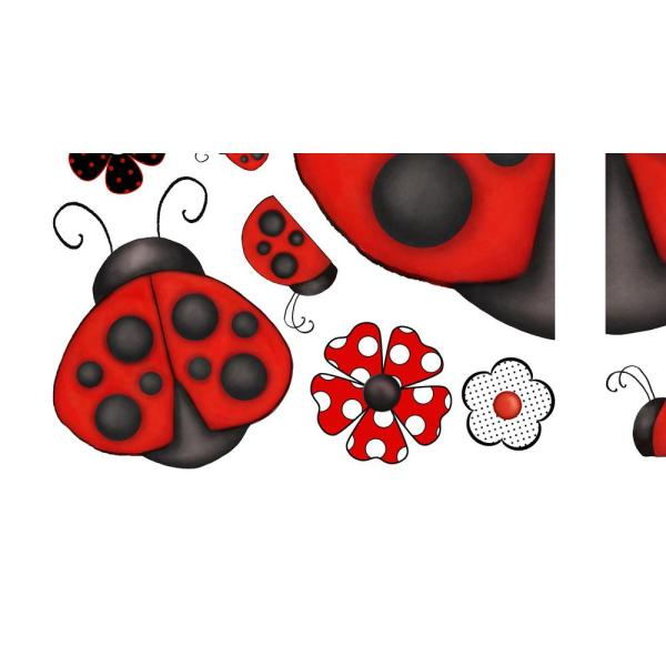 Wall Decals For Baby Nursery Ladybug Nursery Nursery Room Wall Decals Nursery Wall Decals