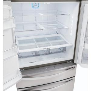 stainless steel lg electronics french door refrigerators lmxs30746s 76_300 lg electronics 29 9 cu ft french door refrigerator in stainless  at suagrazia.org