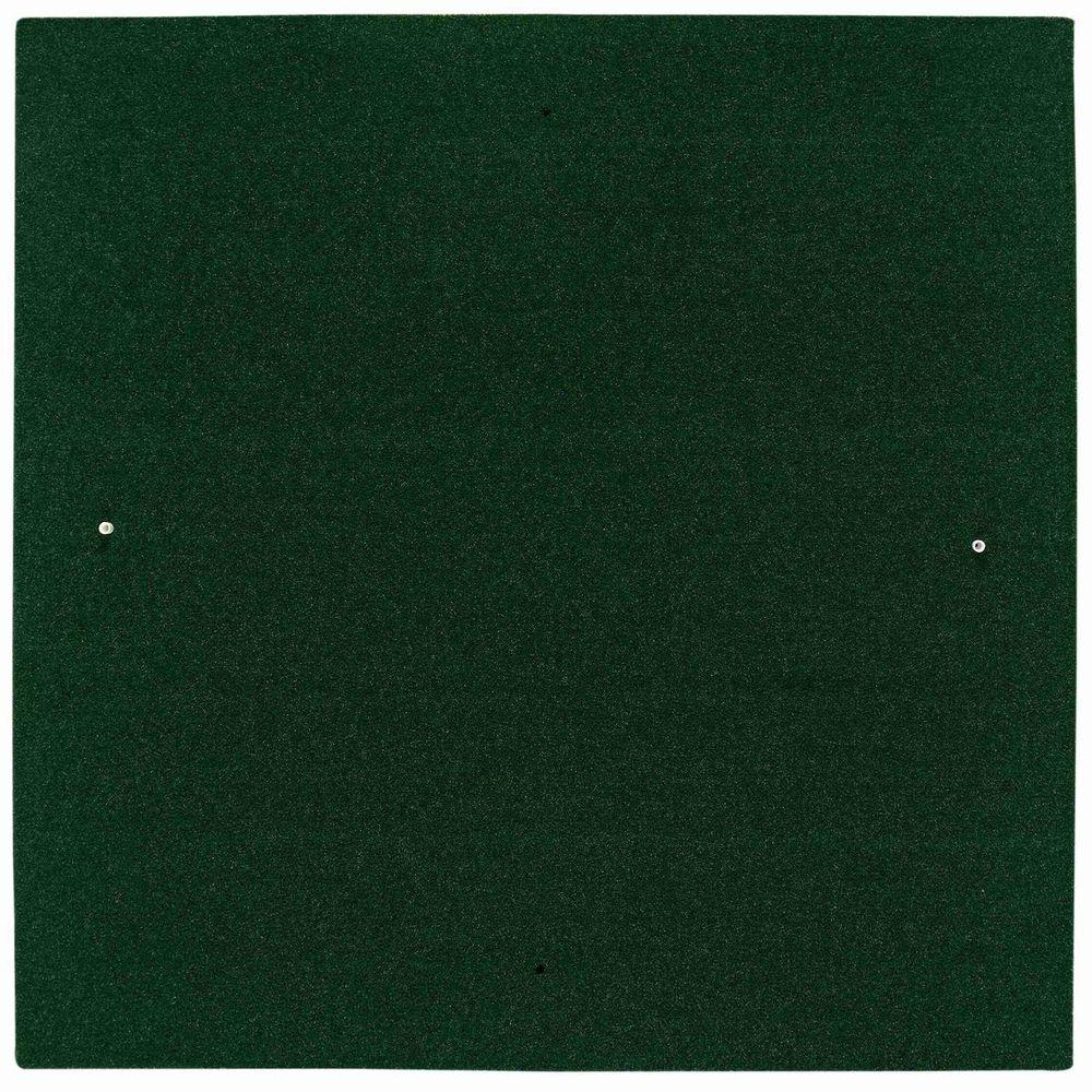 Interactive 4 ft. x 4 ft. Residential Golf Mat with 5 mm ...