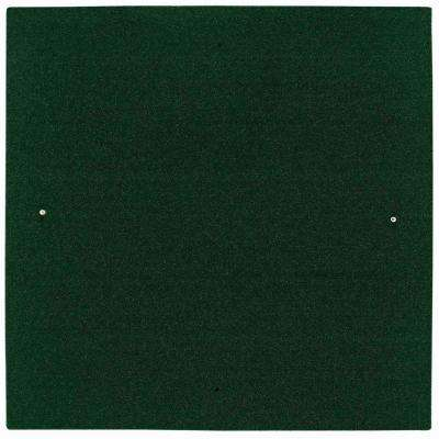 4 ft. x 4 ft. Residential Golf Mat with 5 mm Foam Backing