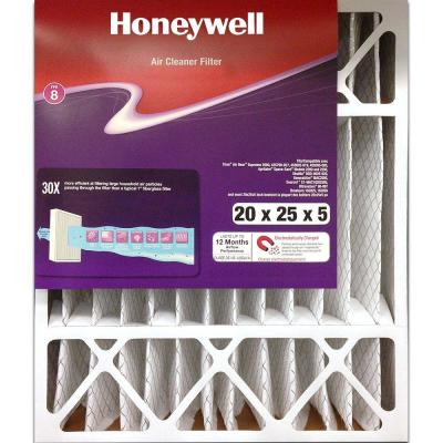 20  x 25  x 5  Pleated Air Filter FPR 8