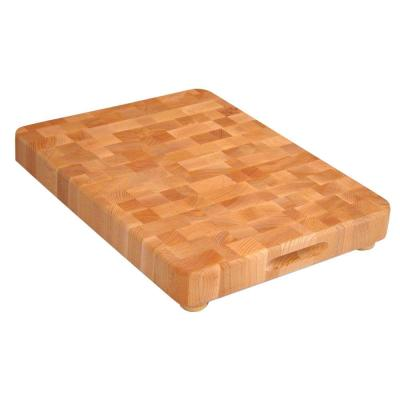 Hardwood Cutting Board with Feet