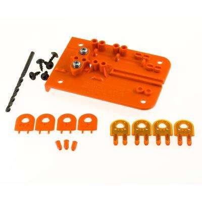 MJ Splitter SteelPro Thin Kerf Splitter Kit in Orange