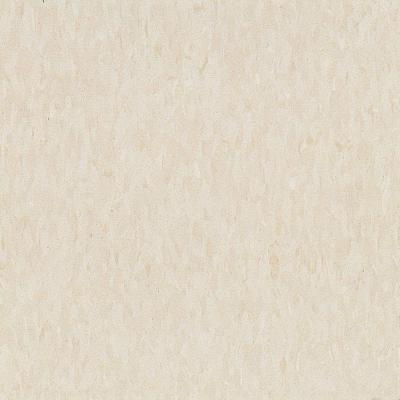 Imperial Texture VCT 12 in. x 12 in. Antique White Standard Excelon Commercial Vinyl Tile (45 sq. ft. / case)