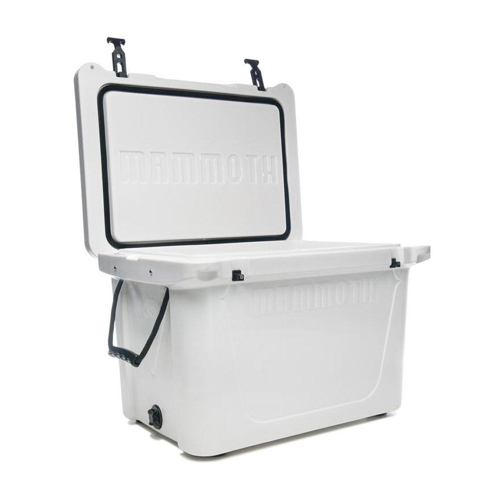 Mammoth Ranger Series 65 Qt Chest Cooler In White Mr65w The Home Depot