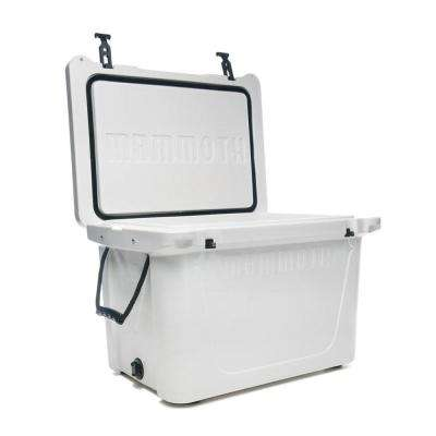 Ranger Series 65 Qt. Chest Cooler in White
