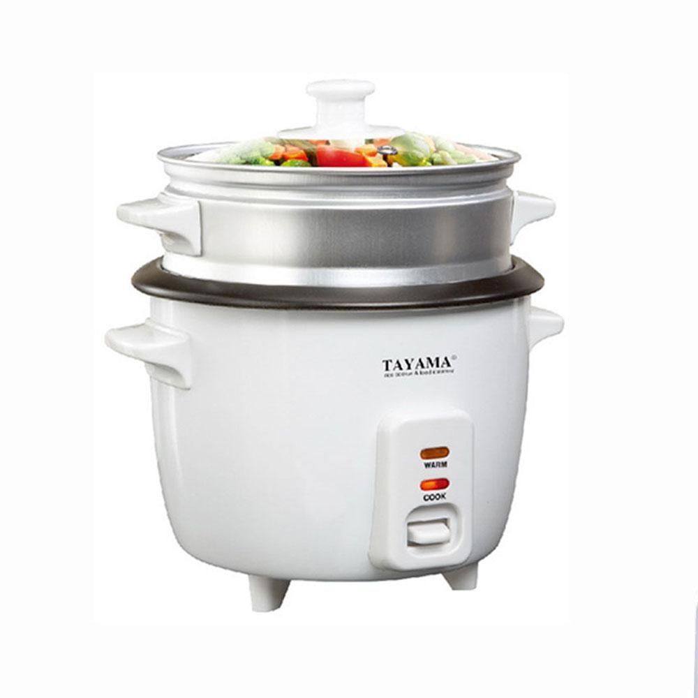 Tayama 3 cup rice cooker rc 3 the home depot - Six alternative uses of rice at home ...