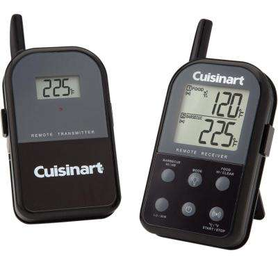 Dual-Probe Digital Wireless Thermometer
