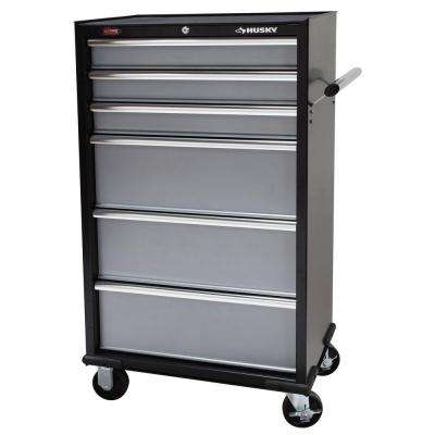 27 in. 6-Drawer Tool Tower