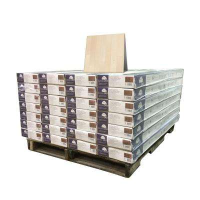 Vintage Maple Frosted 3/8 in. x 4-3/4 in. Wide x Varying Length Engineered Click Hardwood Flooring (924 sq. ft. /pallet)