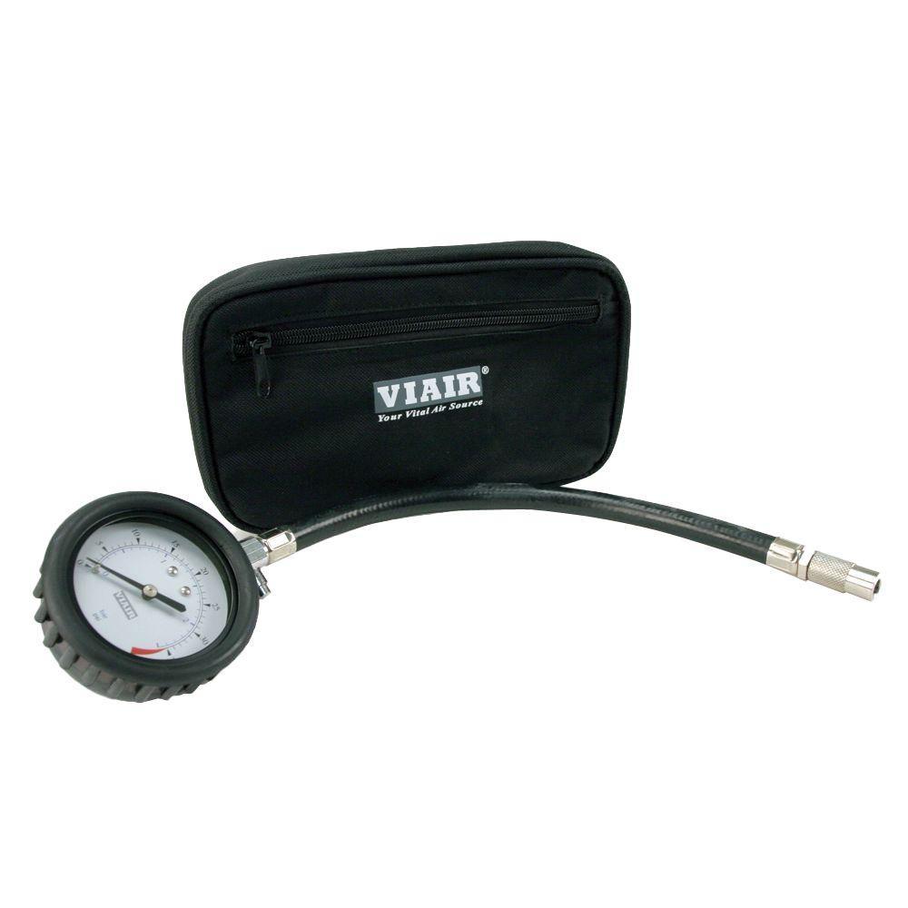 VIAIR 2.5 in. Tire Gauge (0-100 psi)