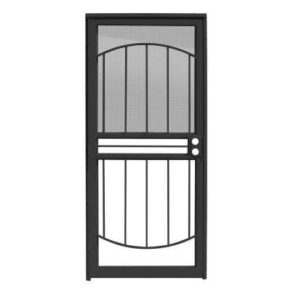 Arbor Outswing All Season Security Door