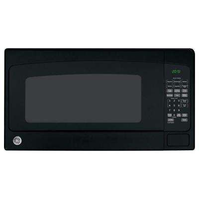 2.0 cu. ft. Countertop Microwave in Black