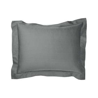 Legends Luxury Supima Sateen Solid Pillowcase (Set of 2)