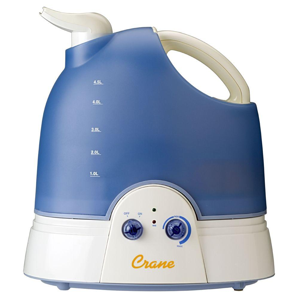 Crane 1.2-Gal. Shaped Cool Mist Humidifier-DISCONTINUED