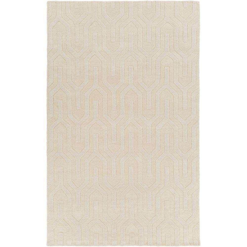 Harmonia Ivory 8 ft. x 11 ft. Indoor Area Rug